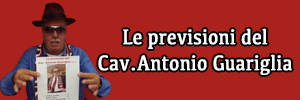 Le previsioni del Cavaliere Antonio Guariglia