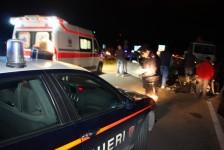 incidente_stradale_carabinieri_notte