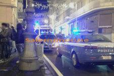poliziaautoaccoltellamento