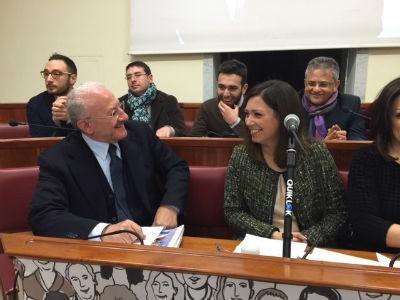 Angri de luca rilancia il suo piano per la campania ad - Piano casa campania 2018 ...