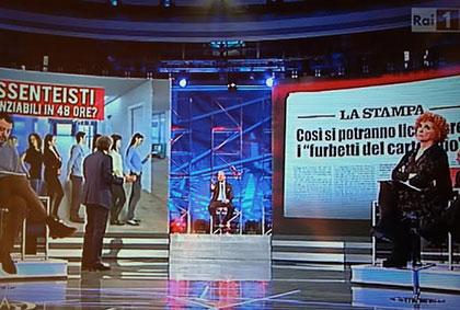 Salerno Assenteismo Al Ruggi Lo Scandalo Ritorna Su Rai Uno All