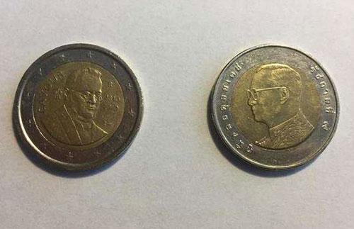 41709c353a Attenzione al resto: in circolazione monete da 2 euro false