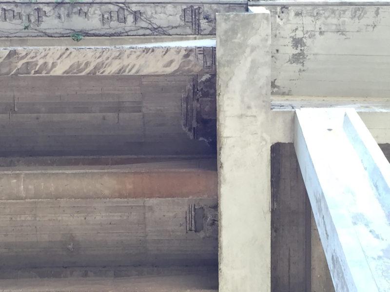 Salerno: sopralluogo al viadotto Gatto e Moscato, riscontrati ossidazione dei tondini (Moscato) e rigonfiamento asfalto (Gatto) [VIDEO E FOTO]